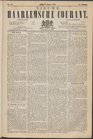 Nieuwe Haarlemsche Courant 1882-01-08