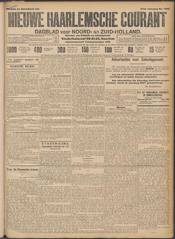 Nieuwe Haarlemsche Courant 1912-11-22