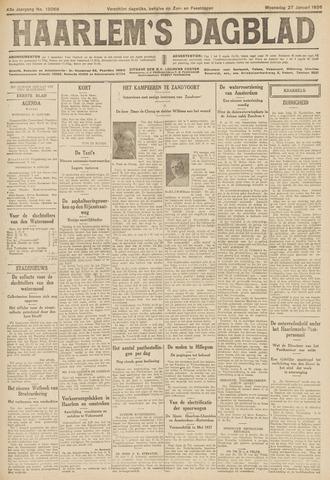 Haarlem's Dagblad 1926-01-27
