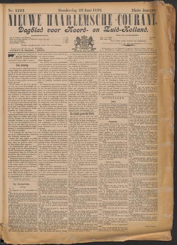 Nieuwe Haarlemsche Courant 1899-06-29