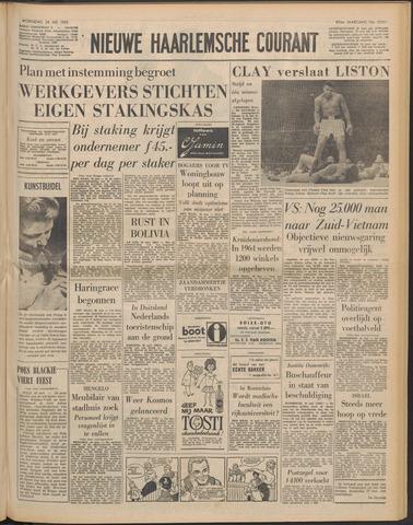 Nieuwe Haarlemsche Courant 1965-05-26