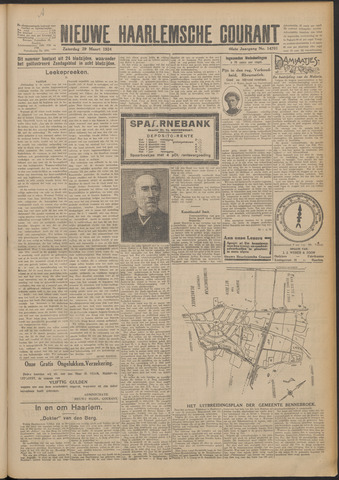 Nieuwe Haarlemsche Courant 1924-03-29