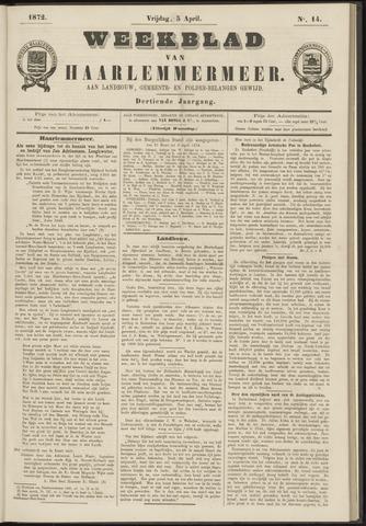 Weekblad van Haarlemmermeer 1872-04-05