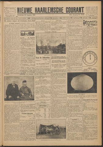 Nieuwe Haarlemsche Courant 1925-08-20