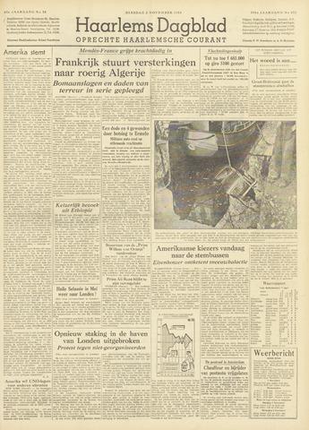Haarlem's Dagblad 1954-11-02
