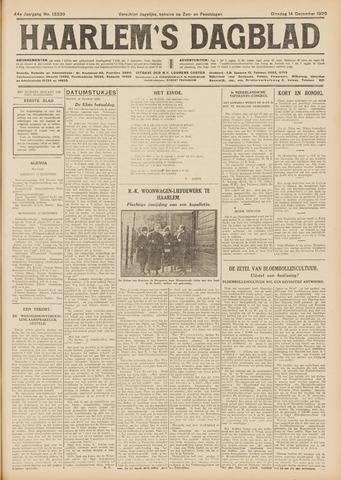 Haarlem's Dagblad 1926-12-14
