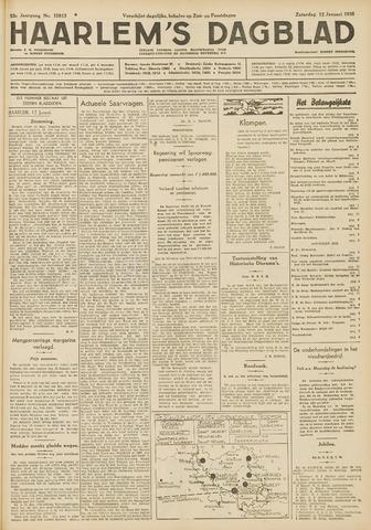 Haarlem's Dagblad 1935-01-12