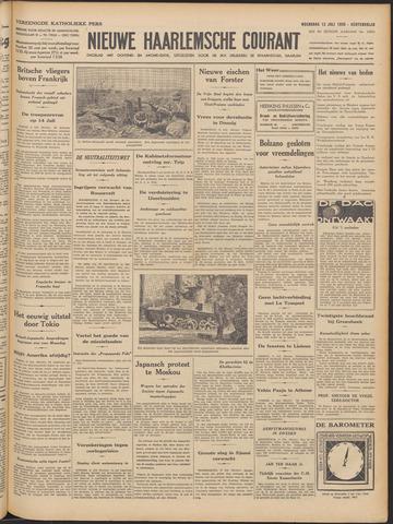 Nieuwe Haarlemsche Courant 1939-07-12