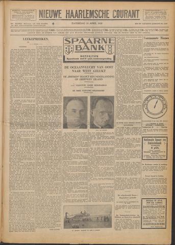 Nieuwe Haarlemsche Courant 1928-04-14