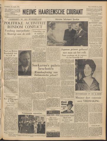 Nieuwe Haarlemsche Courant 1960-03-10