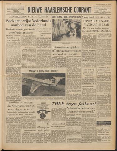 Nieuwe Haarlemsche Courant 1962-01-05
