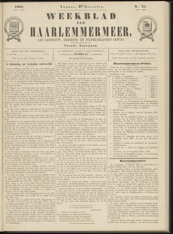 Weekblad van Haarlemmermeer 1869-08-27