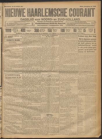Nieuwe Haarlemsche Courant 1911-10-16