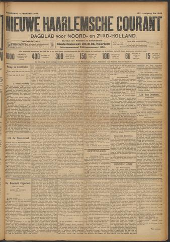 Nieuwe Haarlemsche Courant 1909-02-04