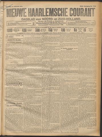 Nieuwe Haarlemsche Courant 1912-01-19
