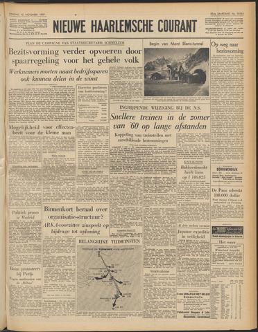 Nieuwe Haarlemsche Courant 1959-11-10
