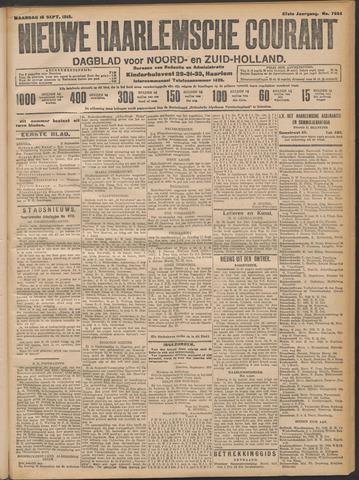Nieuwe Haarlemsche Courant 1912-09-16