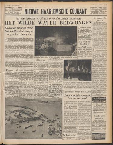 Nieuwe Haarlemsche Courant 1953-11-07