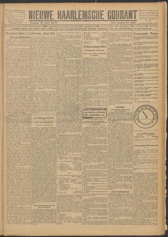 Nieuwe Haarlemsche Courant 1927-04-25