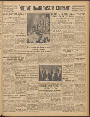 Nieuwe Haarlemsche Courant 1949-12-13