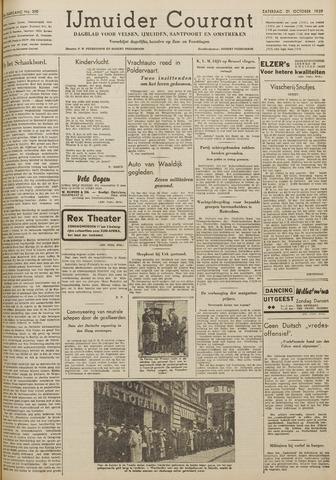 IJmuider Courant 1939-10-21