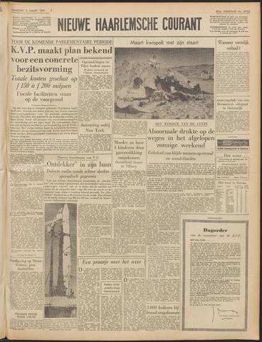 Nieuwe Haarlemsche Courant 1959-03-02