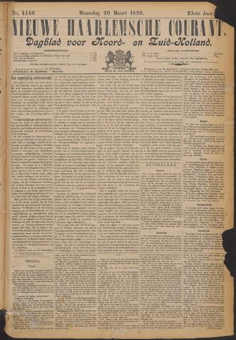 Nieuwe Haarlemsche Courant 1899-03-20