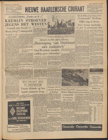 Nieuwe Haarlemsche Courant 1961-10-09