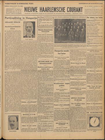 Nieuwe Haarlemsche Courant 1932-08-25