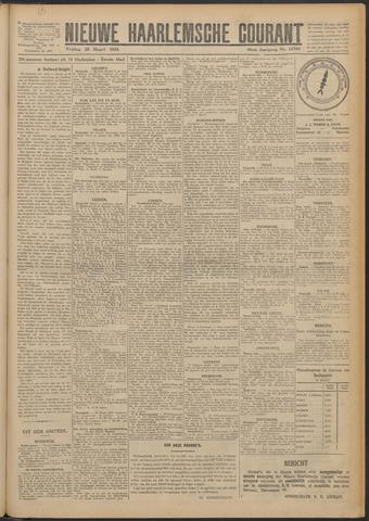 Nieuwe Haarlemsche Courant 1924-03-28