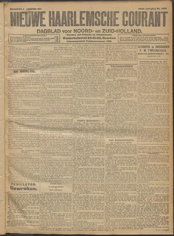 Nieuwe Haarlemsche Courant 1915-01-04