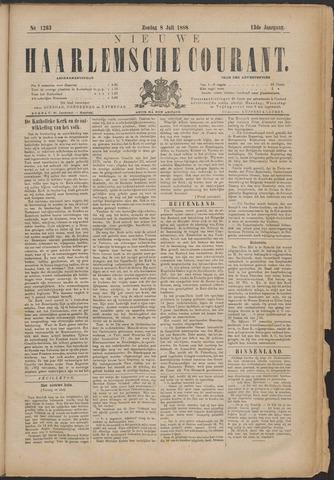 Nieuwe Haarlemsche Courant 1888-07-08