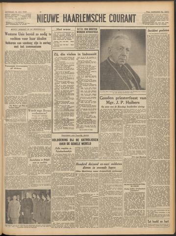 Nieuwe Haarlemsche Courant 1949-07-16