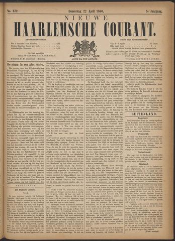 Nieuwe Haarlemsche Courant 1880-04-22