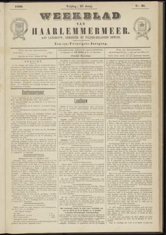 Weekblad van Haarlemmermeer 1880-06-25