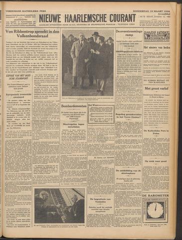 Nieuwe Haarlemsche Courant 1936-03-19