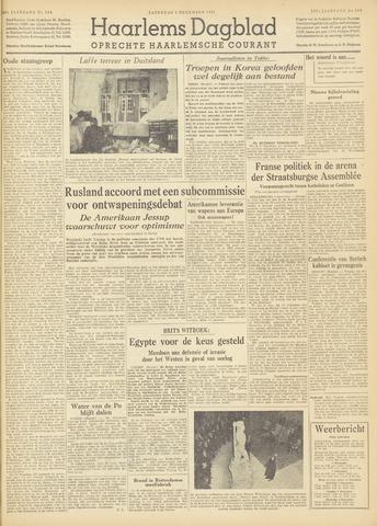 Haarlem's Dagblad 1951-12-01
