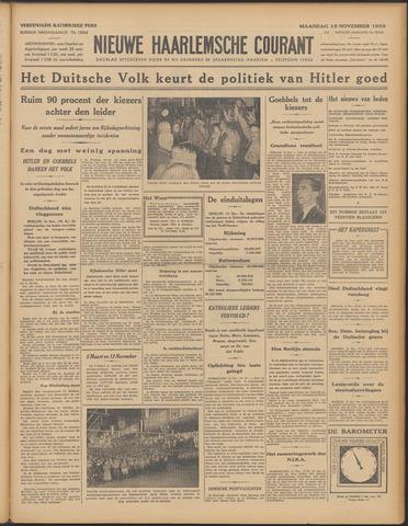 Nieuwe Haarlemsche Courant 1933-11-13