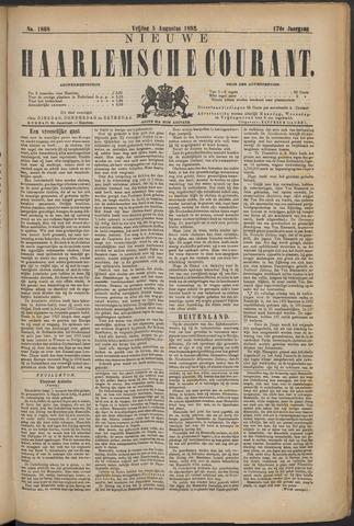Nieuwe Haarlemsche Courant 1892-08-05