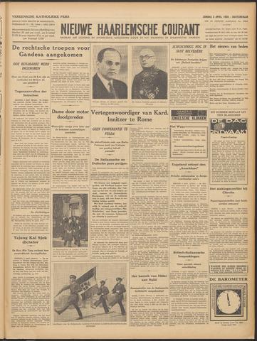 Nieuwe Haarlemsche Courant 1938-04-03
