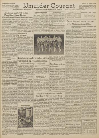 IJmuider Courant 1948-01-10