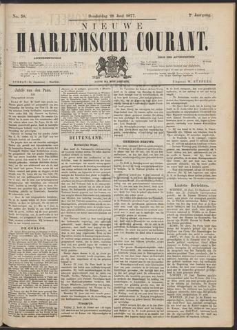 Nieuwe Haarlemsche Courant 1877-06-28