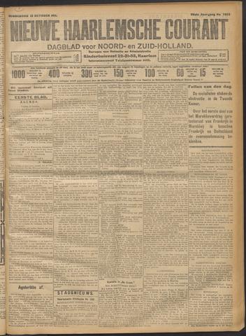 Nieuwe Haarlemsche Courant 1911-10-12
