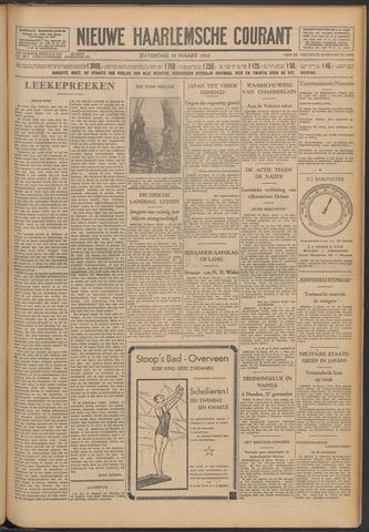 Nieuwe Haarlemsche Courant 1932-03-19