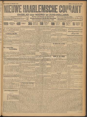 Nieuwe Haarlemsche Courant 1914-03-21