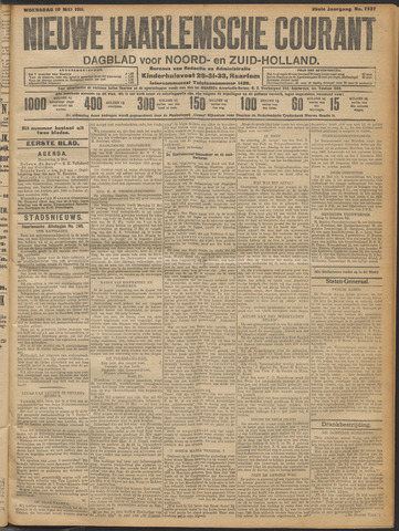 Nieuwe Haarlemsche Courant 1911-05-10