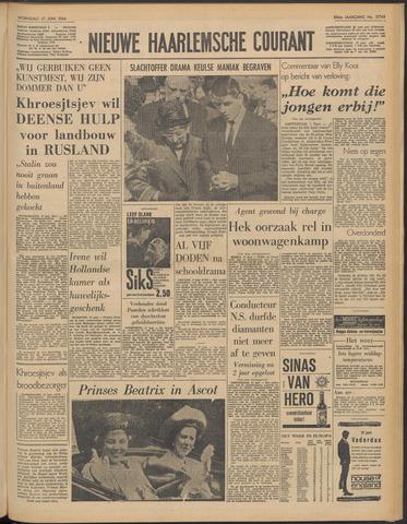 Nieuwe Haarlemsche Courant 1964-06-17