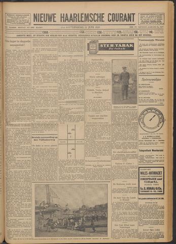 Nieuwe Haarlemsche Courant 1929-06-11