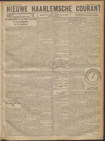 Nieuwe Haarlemsche Courant 1921-10-20