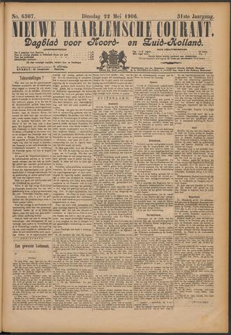 Nieuwe Haarlemsche Courant 1906-05-22